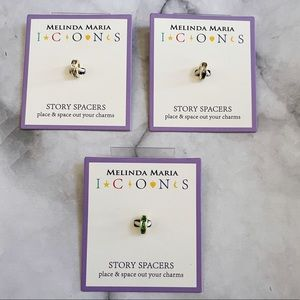 Melinda Maria ICONS Necklace Story Spacers